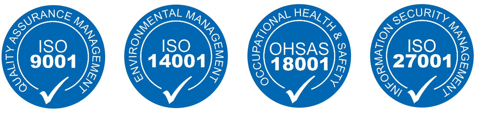 Certifikáty ISO