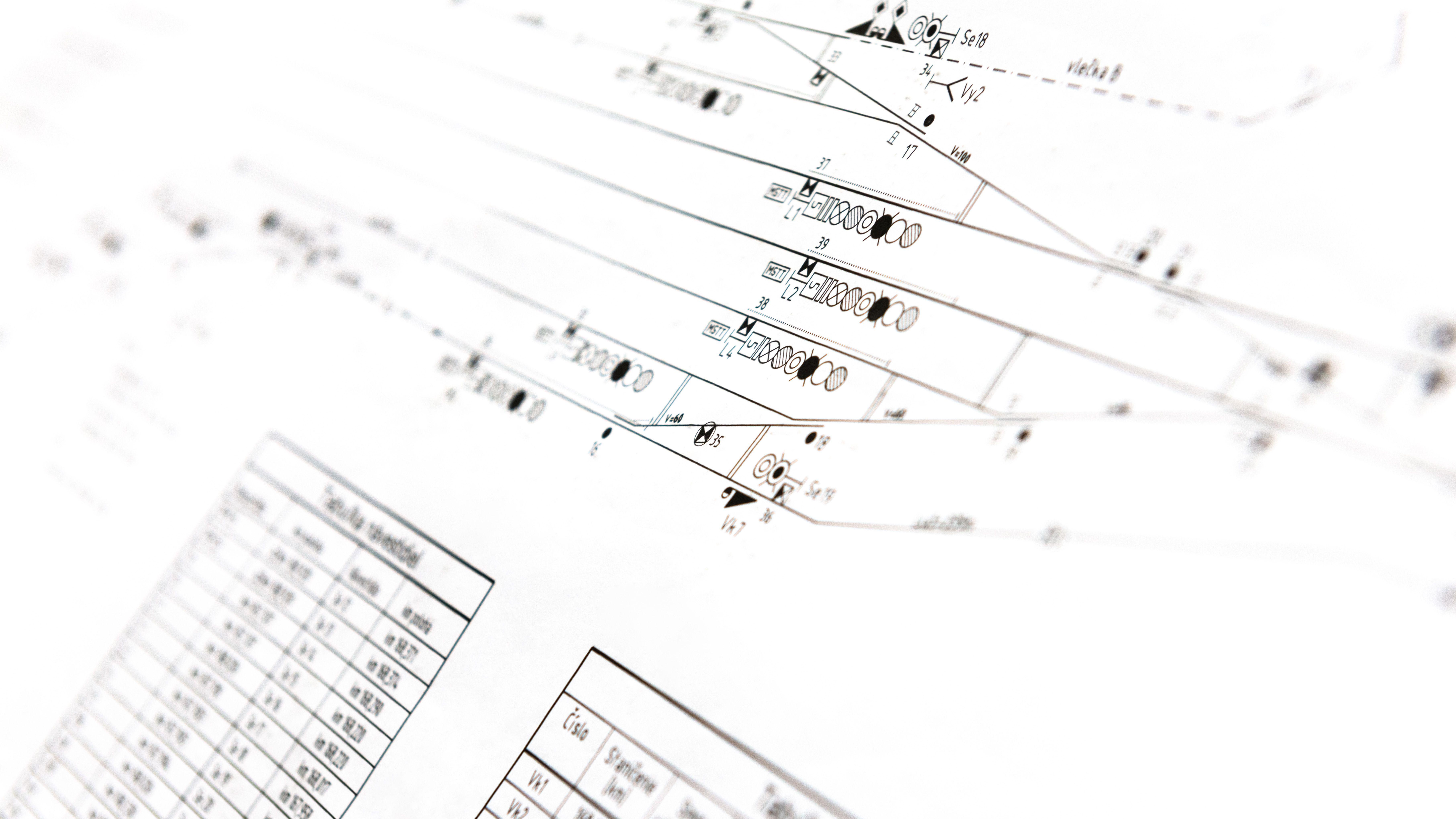 Projekcia oznamovacej azabezpečovacej techniky