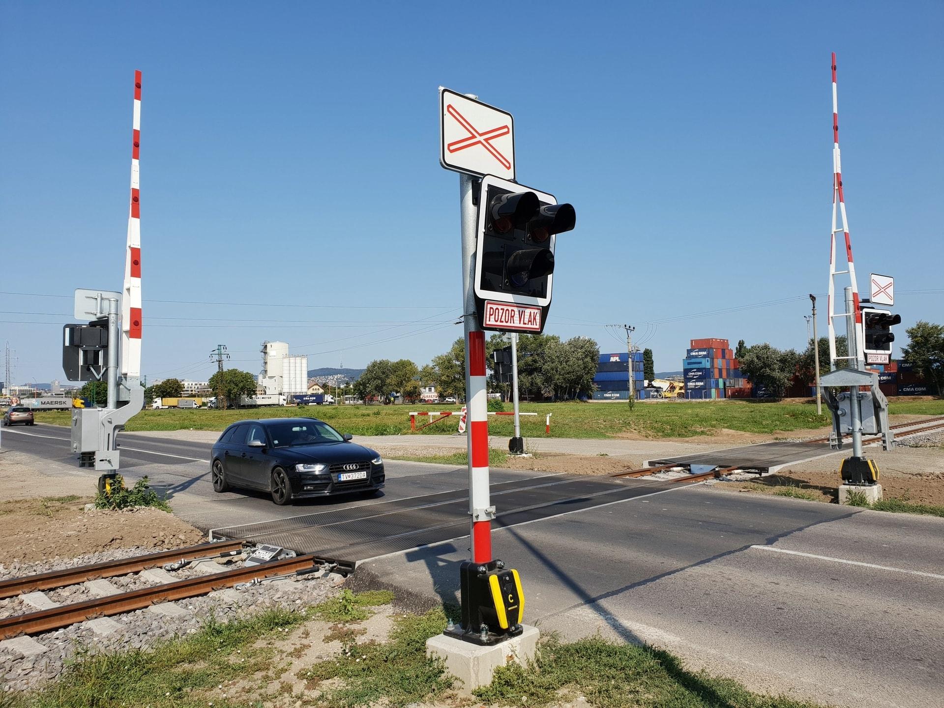 SLOVNAFT – Obnova železnice